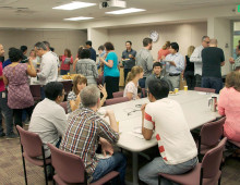 Aug 2015 1st JGI Coffee Social